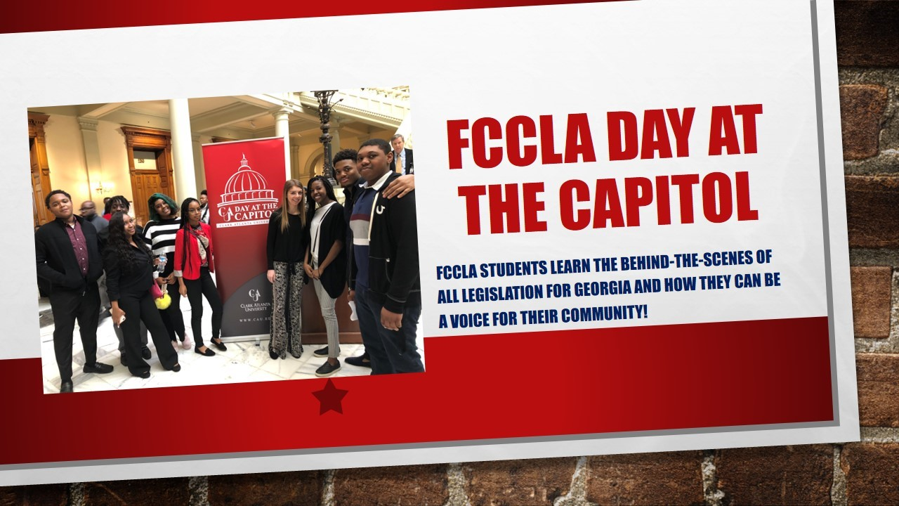 [image: FCCLA Day at the Capitol]